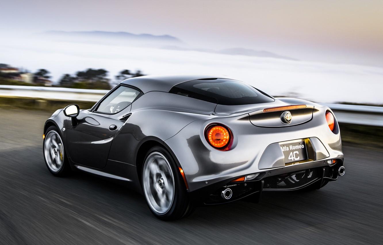 Photo wallpaper auto, cabrio, Alfa romeo