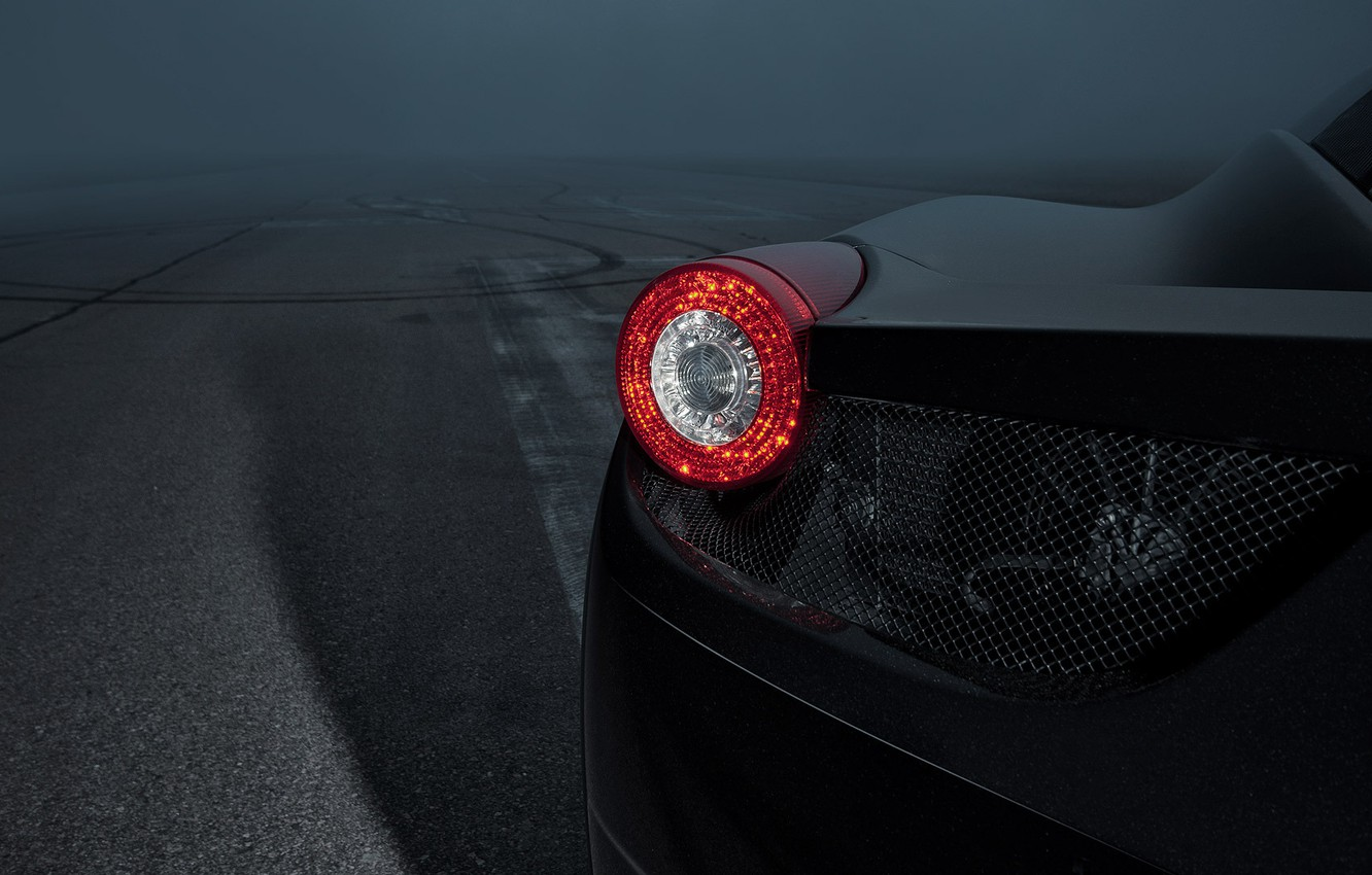 Photo wallpaper Italia, Automotive, Ferrari458