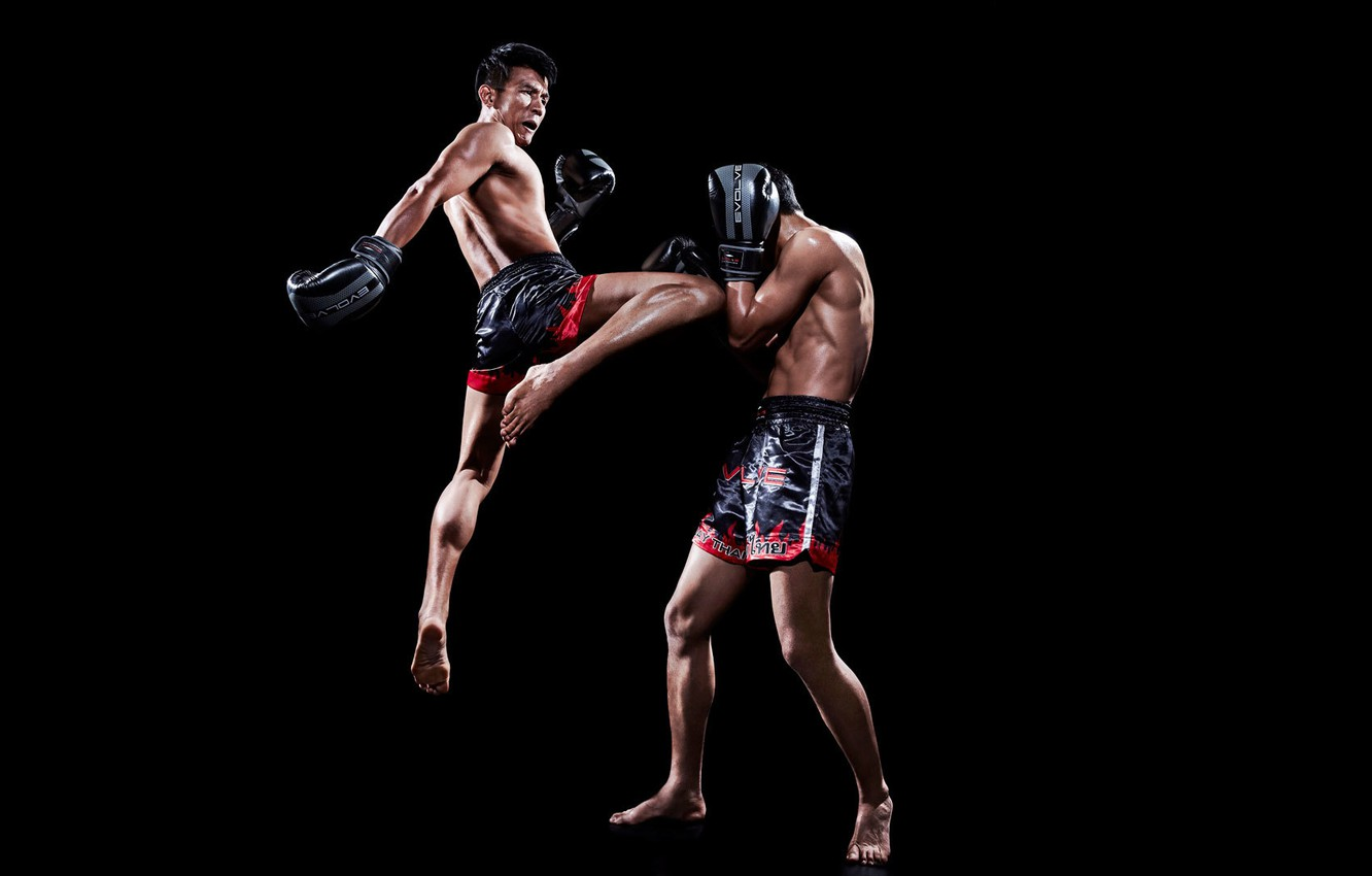 Wallpaper Fighter Muay Thai Kneed Images For Desktop Section