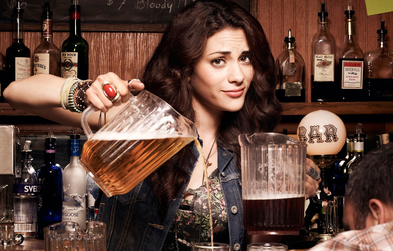 Photo wallpaper beer, bar, stand, Inbar Lavi