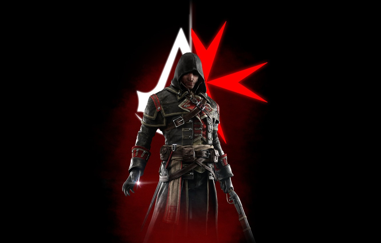 Wallpaper Assassin S Creed Shay Templar Shay Cormac Images For