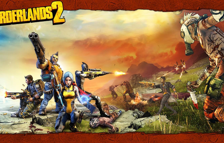 Wallpaper Assassin, Commando, Maya, RPG, 2K Games