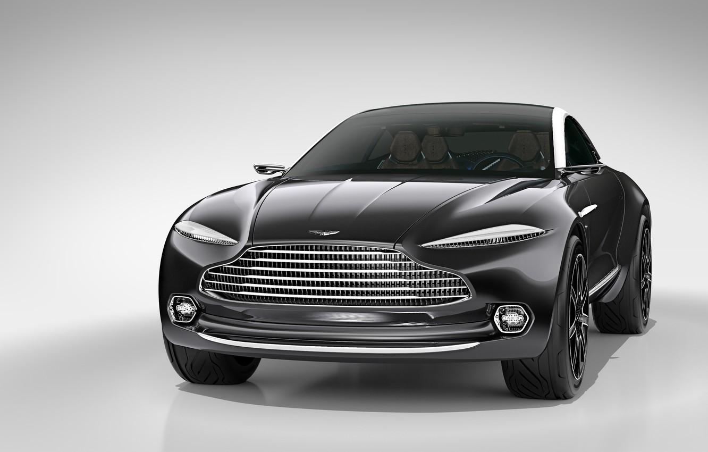 Photo wallpaper Concept, Aston Martin, Aston Martin, 2015, DBX