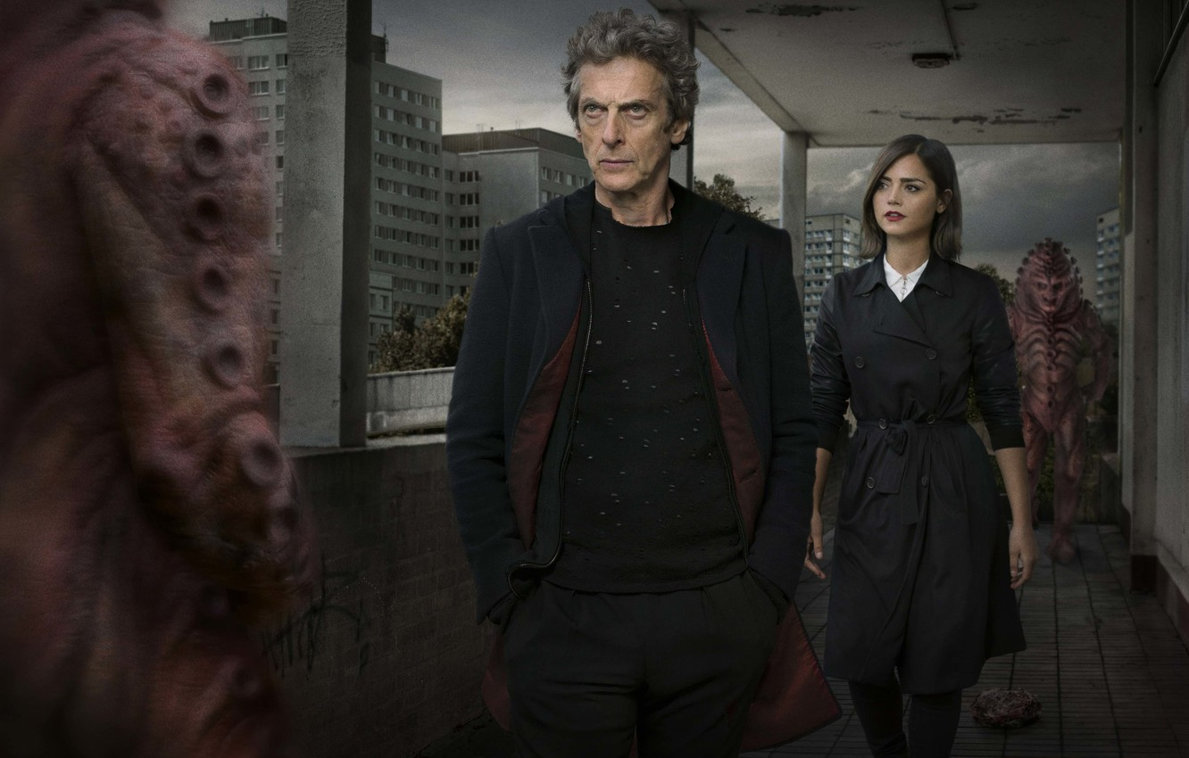 Wallpaper Girl Home Actress Actor Male Aliens Doctor Who
