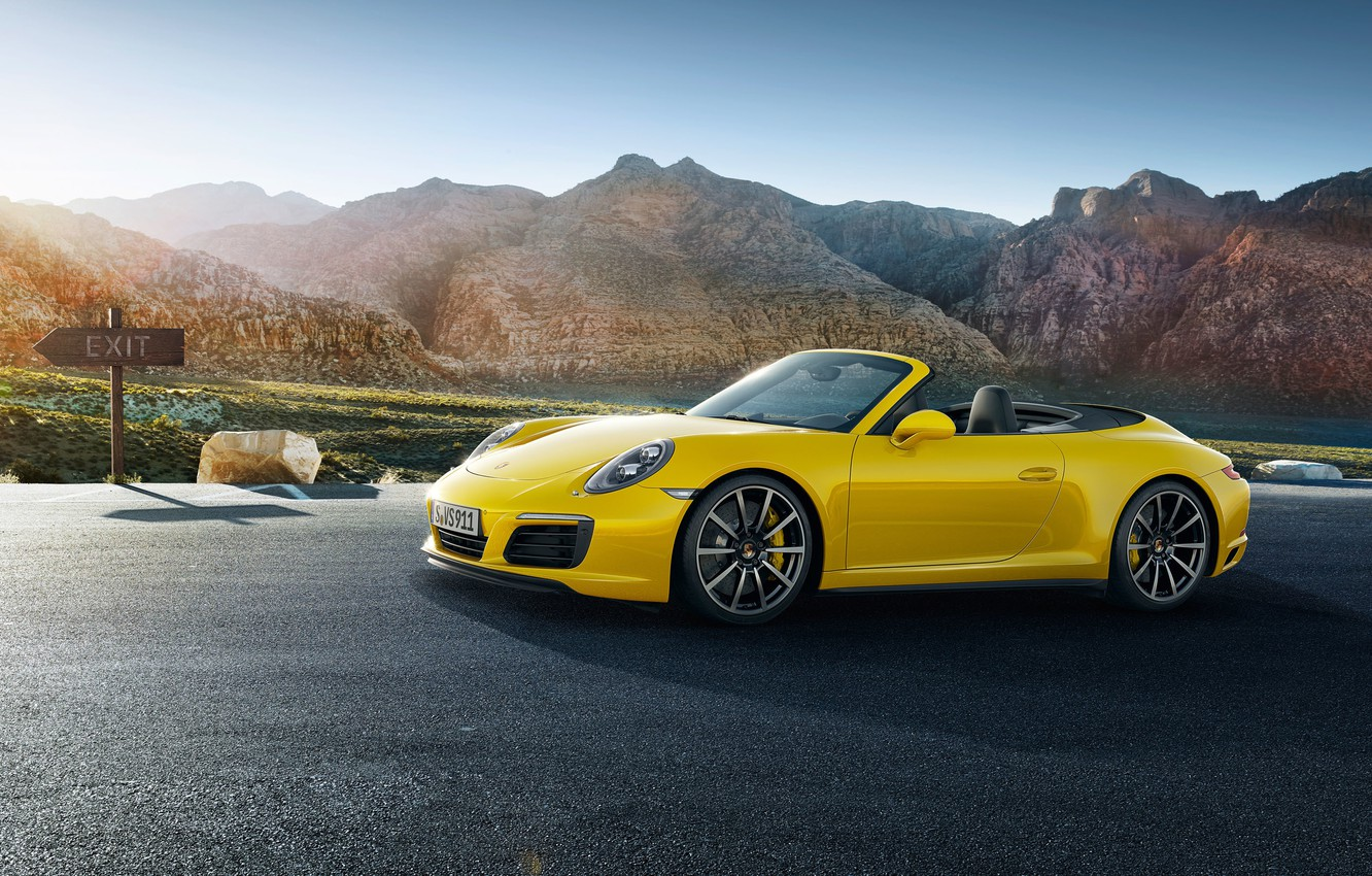 Photo wallpaper 911, Porsche, Porsche, Carrera, Carrera