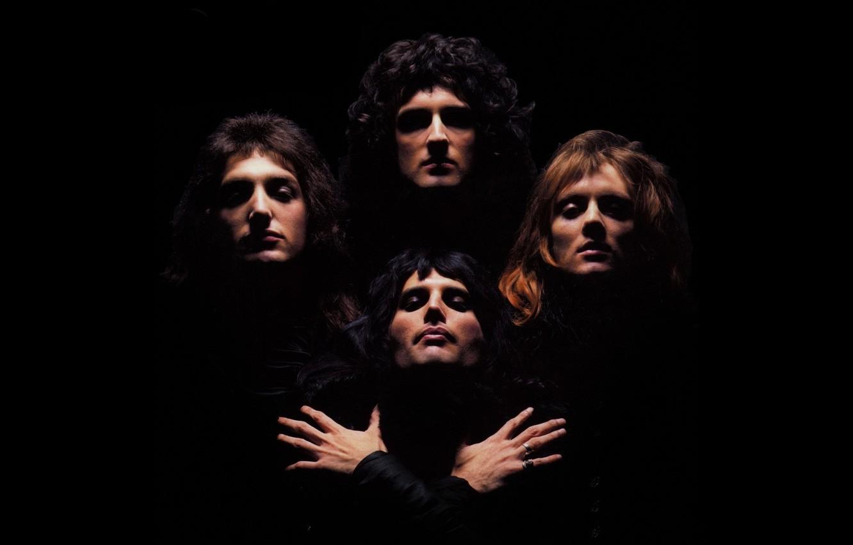 Photo wallpaper face, queen, Bohemian Rhapsody