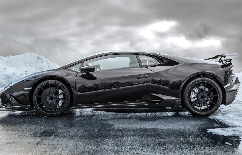 Photo wallpaper Lamborghini, Lambo, supercar, Lamborghini, Mansory, 2015, Huracan, LB724, hurakan