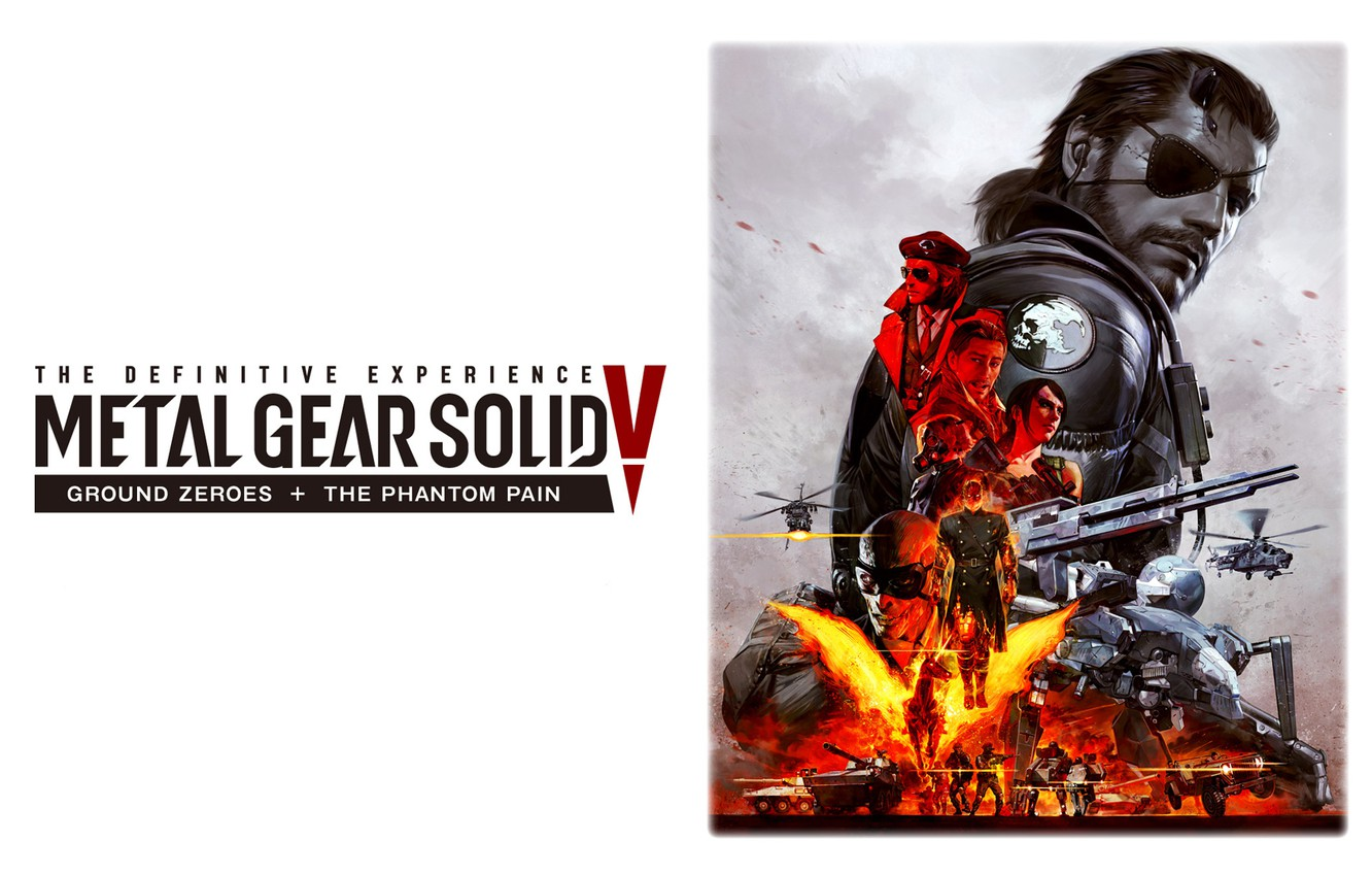 Wallpaper Game Metal Gear Solid V The Phantom Pain The