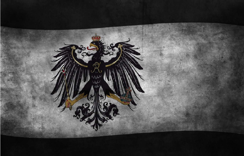 Wallpaper flag, eagle, flags, Germany, Kingdom, Empire