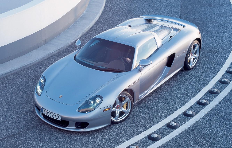 Photo wallpaper Porsche, Karera