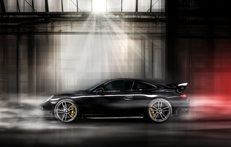 Photo wallpaper 911, Porsche, Porsche, Carrera, Carrera, TechArt, 2015