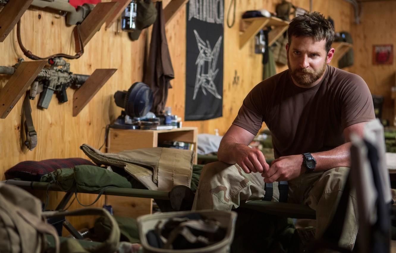 Wallpaper Bradley Cooper Bradley Cooper American Sniper