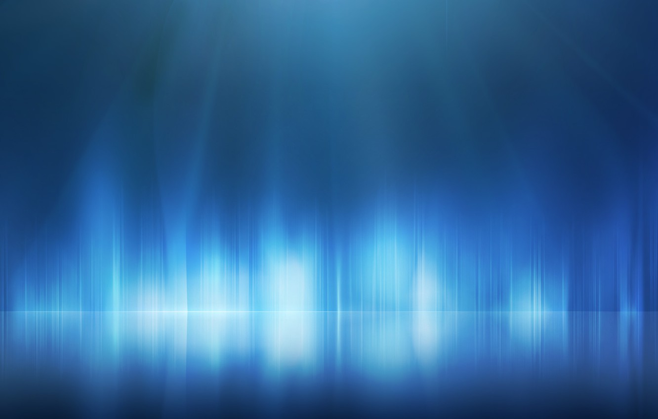 Photo wallpaper line, blue, abstraction, background, creative blue
