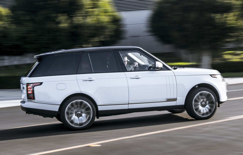 Photo wallpaper Range Rover, Range Rover Vogue, range, 2013 range rover