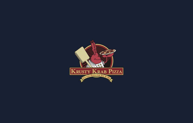 Wallpaper Background Pizza Pizza Spongebob Squarepants