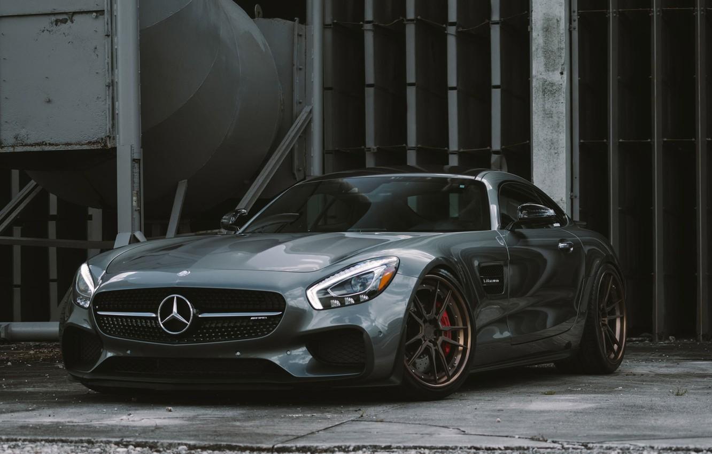 Photo wallpaper Mercedes, AMG, GTS, on ADV5.2