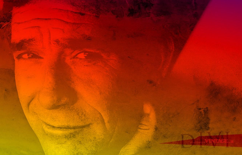 Photo wallpaper filmmaker, Italian actor, DIVI COLLECTION, Ugo Tognazzi