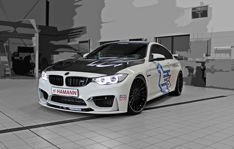 Photo wallpaper BMW, BMW, Hamann, Coupe, F82