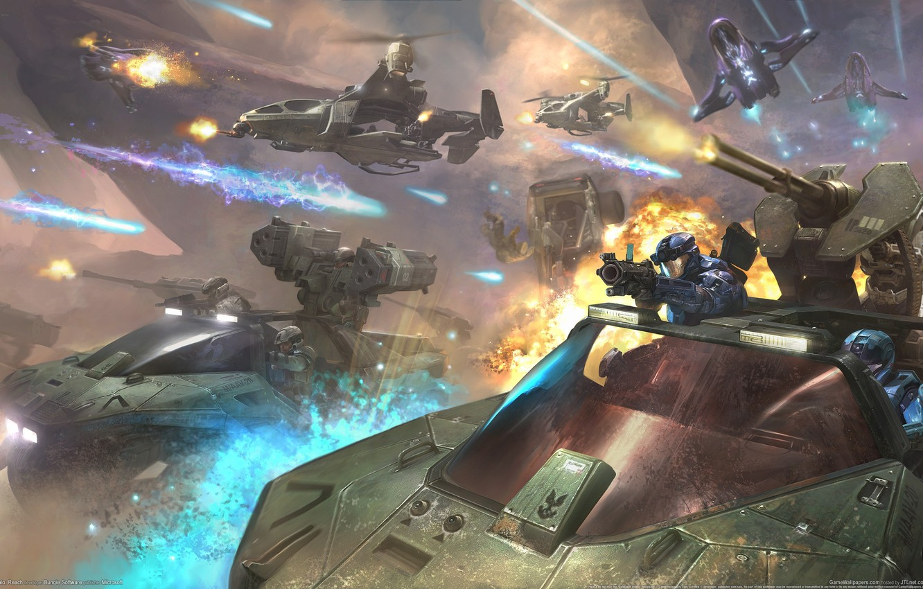 Wallpaper future, weapons, arrows, explosions, ships, gun