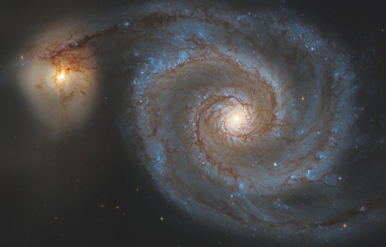 vodovorot galaktika v sozvezdii gonchie psy