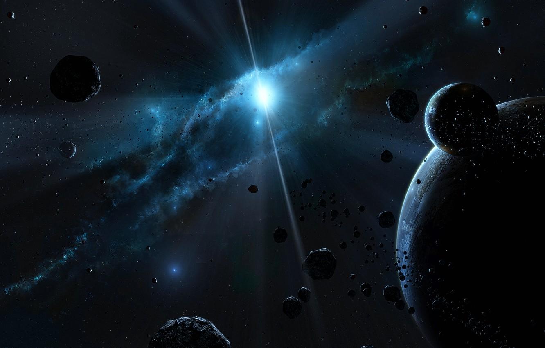 Обои space, planets, stars, cosmos. Космос foto 14