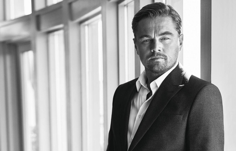 Photo wallpaper photoshoot, Leonardo DiCaprio, Leonardo DiCaprio, for the film, Survivors, The Revenant