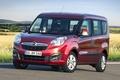 Picture auto, Opel Combo Tour., landscape, Road