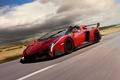 Picture supercar, in motion, Lamborghini, rechange, lamborghini veneno roadster