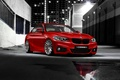 Picture red, before, red, 2 Series, BMW, front, BMW, 220d