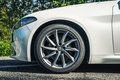Picture Wheel, Alfa Romeo, White, Alfa Romeo, The front, Giulia