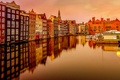 Picture Amsterdam, building, channel, Netherlands, Holland