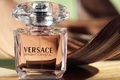 Picture aroma, perfume, Versace, brand, BRIGHT CRYSTAL, bottle, anoint