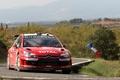 Picture Red, The front, WRC, Rally, Sport, Sebastien Loeb, Citroen, Race