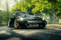 Picture Nissan, GT-R, Front, R35, Wheels, Rocket, HRE, Bunny