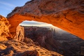 Picture Mesa Arch, Jeff Wallace, canyon, Glow and Shadows