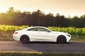 Picture Mercedes-Benz, Coupe, CAR Magazine, AMG, white, S-Class, profile, S63