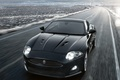 Picture the way, speed, Jaguar, XKR, auto, road