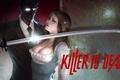 Picture Killer is dead, hostage, katana, killer, red, the inscription
