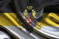 Picture eagle, flag, The Russian Empire