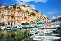 Picture Greece, Symi, The Aegean sea, promenade, home, boats, boats, pier, summer, summer, Greece, building, Simi