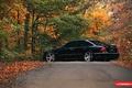 Picture W211, E class, Black, Mercedes Benz, Vossen, AMG