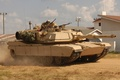 Picture Abrams, Abrams, armor, tank, American
