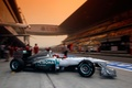 Picture Photo, Track, Formula-1, Mercedes GP, 2011, Wallpapers, The car, Michael Schumacher, Tribune, Formula 1, Sport, ...