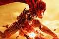 Picture cinema, fire, flame, monkey, movie, animal, hair, hero, asian, film, armour, warrior, chinese, oriental, asiatic, ...