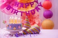 Picture candles, cake, cake, sweet, decoration, Happy, Birthday, Birthday