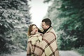 Picture pair, Love, January, plaid, winter