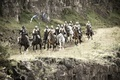 Picture the series, riders, Saga, cavalry, game of thrones, a song of ice and fire, George ...