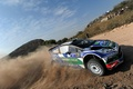 Picture Mexico, wrc, ford, JM Latvala, rally, mexico, Latvala, fiesta, rally, dust
