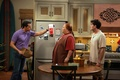 Picture the series, actors, characters, John Cryer, Charlie Sheen, Charlie Harper, Alan Harper, Two and a ...