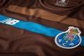 Picture logo, football, t-shirt, FC Porto